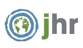 JHR logo accronym