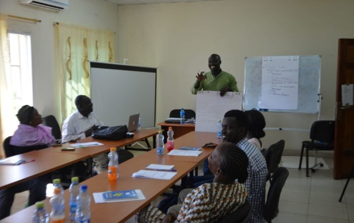 JHR-Media-Trainer-delivering presentation