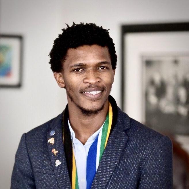 Siyabulela Mandela Headshot